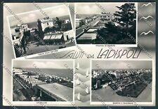 Roma Ladispoli Foto FG cartolina D5159 SZD