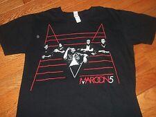 Maroon 5 2011 Us Tour shirt Adult Small near mint Adam Levine