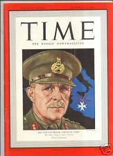 MAGAZINE TIME  Viscount Gort   OCTOBER 26 1942