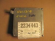01-02-03 HONDA CIVIC HX 1.7L SOHC VTEC ECU ECM COMPUTER 37820-PMP-L62