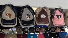 Embroidered Personalized Dog Breed Lover Baseball Caps Hats Gifts (Breeds A-C)