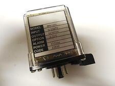 WILKERSON MIGHTY MODULE RELAY MM4100L 115Vac 8 PINS