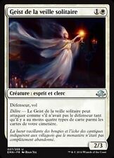 MTG Magic EMN FOIL - Geist of the Lonely Vigil/Geist de la veille..., French/VF