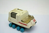 Vintage 1984 Playmates Playworld Space Commander Explorer Vehicle Pre-Ownd Good