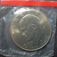 US Eisenhower Dollar 1776-1976 D Unc