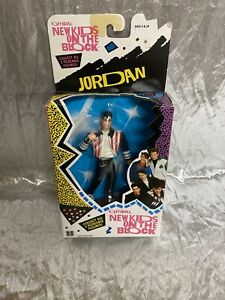 Jordan Official New Kids On The Block Poseable Figures New Hasbro
