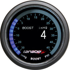 Tanabe Revel VLS 52mm OLED Boost Gauge 30 inHg to 45 PSI (52mm)
