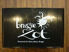 Brugse Zot Belgian Beer Crate