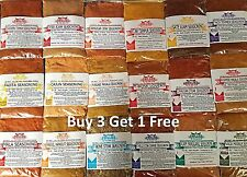 Get 4 Packs for the Price of 3 - Seasonings - Rubs - Marinades