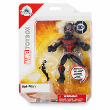 """Authentic Disney Ant-Man Action Figure 5""""H and Mini Wasp - Marvel Toybox"""
