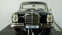 Revell 1960s Mercedes Benz 300SE W112 Black 1:18 Diecast Detailed Car Model Box