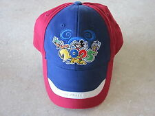 2005 Walt Disney World Embroidered Hat Cap Where The Party Never Ends Youth Size