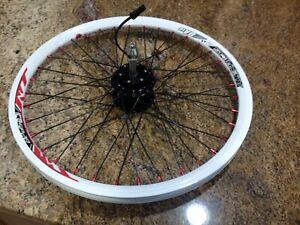 20 inch Mountain Bike Wheelset Quick Release Hub wheel 32 Holes Disc Brake Rim