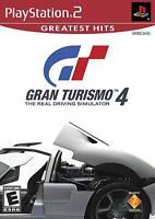 Gran Turismo 4 - PlayStation 2 [video game]