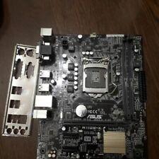 ASUS h110m-k Motherboard LGA1151 On DDR4 Pre Owned
