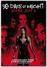 30 DAYS OF NIGHT DARK DAYS DVD