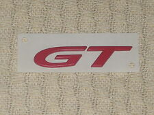 NEW GENUINE AUDI R8 COUPE WING GT BADGE 42B853601