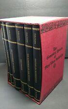 Complete Novels of Mrs. Ann Radcliffe (Six Volume Set)- Folio Society