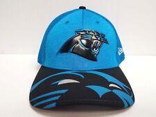 Carolina Panthers Cap New Era 39Thirty Stretch Fit 2017 NFL Draft Day Hat LG/XLG