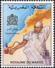 Monaco 1962 Blood Donors Medical Health Donation Hand Welfare 1v Mnh Aland