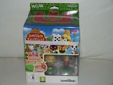 AMIIBO FESTIVAL ANIMAL CROSSING NINTENDO WII U NEUF