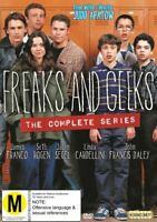 FREAKS AND GEEKS : THE COMPLETE SERIES [NTSC REGION FREE] (DVD) NOT SEALED
