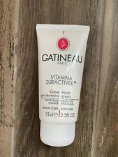 GATINEAU VITAMINA SURACTIVEE HAND CREAM - 75ml - NEW AND SEALED