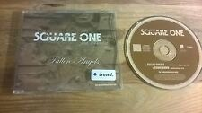 CD Pop Square One - Fallen Angels (2 Song) Promo WEA SHOWDOWN sc