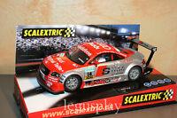 "Slot SCX Scalextric 6139 Audi TT-R DTM ""Tomczyk"" Nº14 - New"