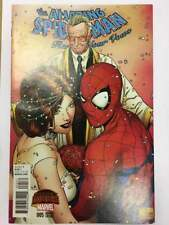 AMAZING SPIDER-MAN RENEW YOUR VOWS #5 SCARCE 1:100 STAN LEE QUESADA VARIANT NM-