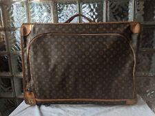 VINTAGE Large Louis Vuitton Monogram Luggage Saks PULLMAN Suitcase w/Provenance!
