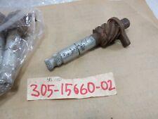 YAMAHA RS100 YB100 FS1 axle shaft Kickstarterwelle Kick Axle Spindle NOS Genuine