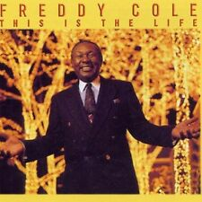 This is the Life by Freddy Cole (CD, Muse (USA)) JZ1591