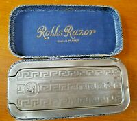 """Vintage Antique Rolls Razor """"The Whetter"""" Made in England 1927"""