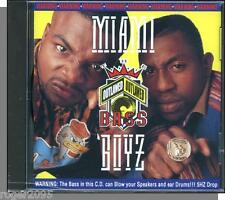 Miami Boyz - The Outlawed Bass - New 1992 Bass CD!