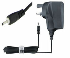 3 Pin Mains Wall Home Charger Plug For Nokia N95 N73 N93 N93i 6234 Black UK