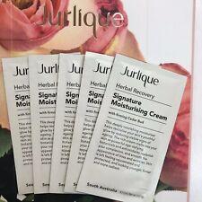 Jurlique Herbal Recovery Signature Moisturising Cream 2mlx10 Sachet Anti-aging