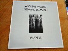 Andreas Willers / Gebhard Ullmann – Playful lp