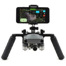 2 Handles Gimbal Holder Pan Sbtabilizer bracket for DJI Mavic pro Drone