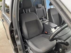 VOLKSWAGEN AMAROK FRONT SEAT RH FRONT, 2H, CLOTH, 12/10- 10 11 12 13 14 15 16 17