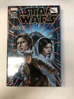 Star Wars Marvel HC (2016) # 1 (NM) Aaron Cassaday Bianchi