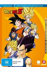 DRAGON BALL Z - THE COMPLETE COLLECTION (37 DISC BLU-RAY SET) BRAND NEW! SEALED!