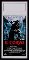 L103: the Crow the Crow Brandon Lee Alex Proyas Ernie Hudson Wincott