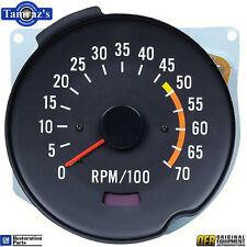70-78 Camaro Instrument Panel Tach Dash Board Tachometer 5000 Redline 7000 RPM