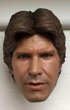 Han Solo Empire Strikes Back 1/6 Jnix's Head Hot Toys