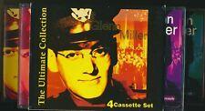 Glenn Miller the ultimate collection 4 x Cassette set 1996 UK