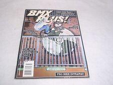 NOS ORIGINAL BMX PLUS MAGAZINE MARCH 2001 VOL. 24 NO. 3