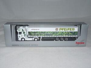 herpa 942898 Scania R 13 TL GaPl-Sz Andreas Schubert Transporte / Vento Bianc...