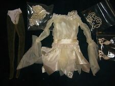 WOE & WHIMSY Ellowyne Wilde Tonner Doll OUTFIT Dress fits Lizette Amber Prudence