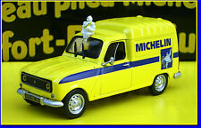 COLLECTION ALTAYA MICHELIN - 17 - RENAULT 4 F6